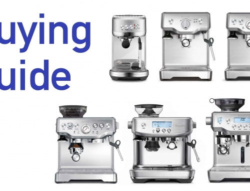 Which Breville Espresso Machine to Buy
